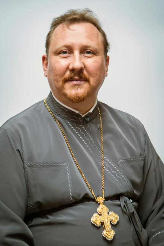 Протоиерей Николай Коржич