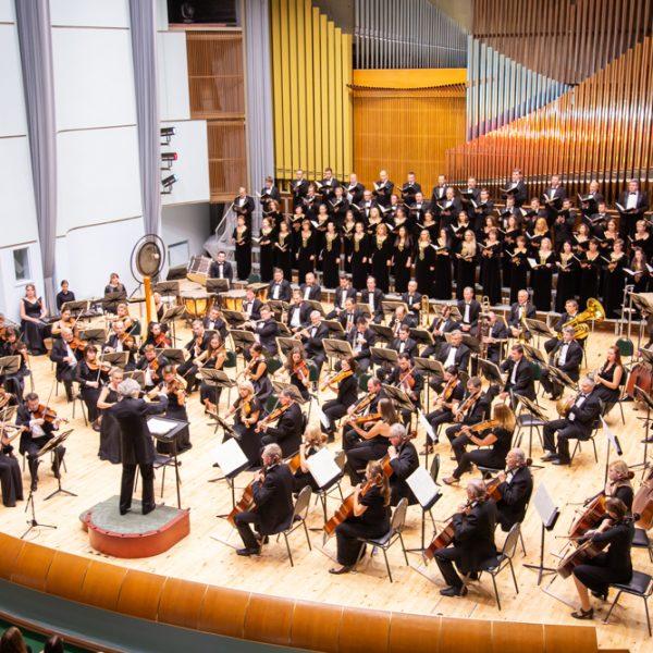 Концерт, посвященный 120-летию  храма