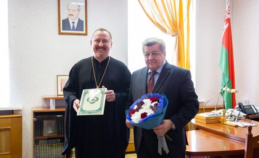 Поздравление Леонида Павловича Гуляко с 70-летием со дня рождения
