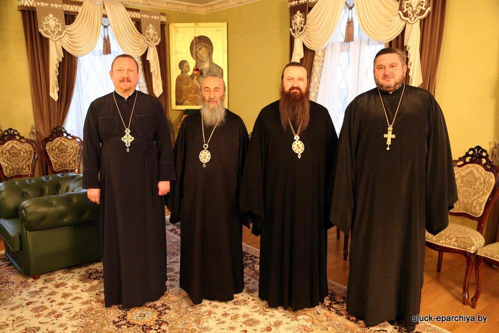 Протоиерей Николай Коржич принял участие в праздновании 200-летия открытия Киевской духовной академии и 30-летия возрождения  киевских духовных школ